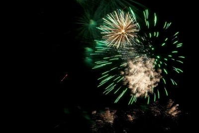 Port Augusta Christmas Party Fireworks